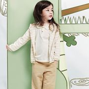 绿典彩棉品牌童装 给孩子天然的呵护