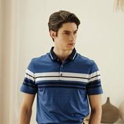 男士夏季polo衫穿什么好 卡度尼有什么好看的款式推薦