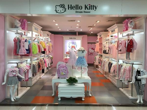Hello Kitty店铺图