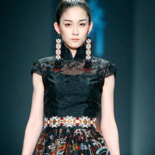 中国风的女装品牌有哪些  见花开女装有什么竞争优势