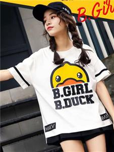 B.Duck小黄鸭女装新款