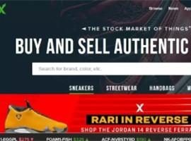 """美国运动鞋""""交易所"""" StockX将进军中国和日本市场"""