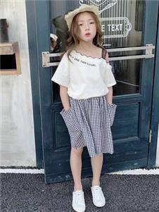 MUUZI木子童装新款半裙