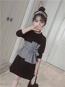MUUZI木子童装新款连衣裙