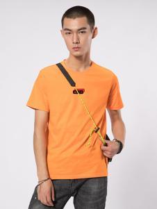 CAISEDI男士T恤 款号358088
