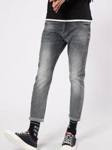 CAISEDI 男士新款牛仔裤 款号358099