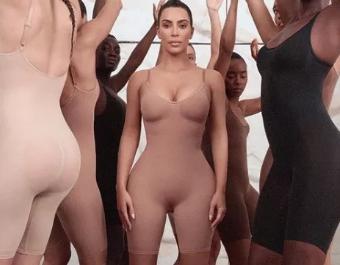 卡戴珊發布內衣品牌遭日本網友圍攻:文化不是你的內衣