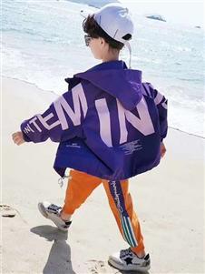 MUUZI木子童裝秋冬新款外套