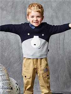 红蜻蜓新款童装卫衣