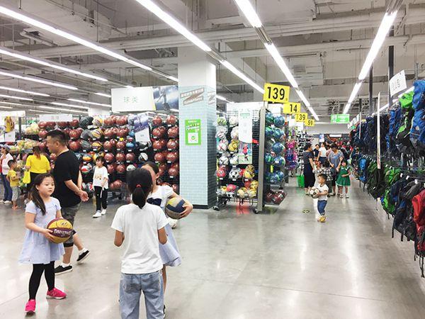 奥库运动户外超市加盟店