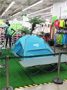 奧庫運動戶外超市帳篷