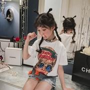 这个夏季穿玖喆潮童变身时尚小达人