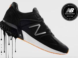 New Balance推出3D打印鞋款