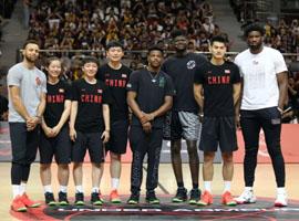 安德玛签约中国三人篮球国家队 中国篮球市场赢曝光度