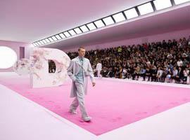 男性越来越时髦 奢侈品押注男装市场