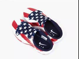 Nike以美国国旗为主题的运动鞋遭质疑 将被下架