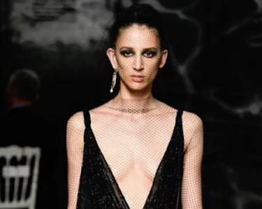 巴黎高定周 | Dior:黑白交織的交響樂章