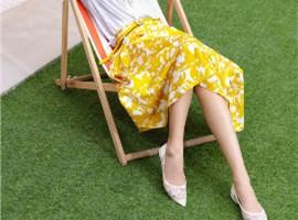 看准女性经济 圣恩熙打造专业女鞋