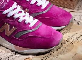 "Concepts与NB推新联名球鞋997S Fusion""ESRUC"""