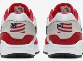Nike被批不爱国 美国独立日前下架特别版国旗鞋