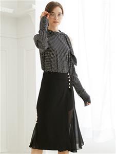 Loyer.Mod容悦新款时尚半裙