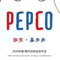 PEPCO.小猪班纳2020春夏新品发布会邀请函