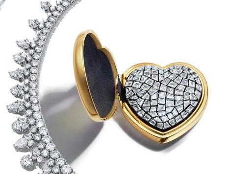 蒂芙尼180年创新艺术与钻石珍品展,即将开幕