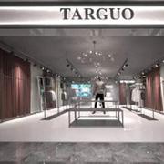 TARGUO它钴时尚男装品牌加盟阜阳店正式开业,男装加盟创业好项目