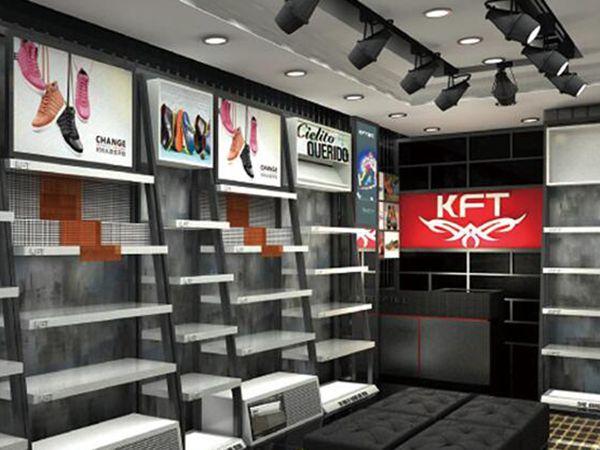 KFT脚王鞋子店铺图品牌旗舰店店面