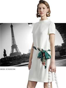 SongofSong歌中歌白色连衣裙
