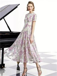 SongofSong歌中歌连衣裙