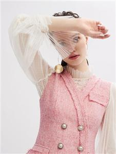 2019HON.B紅貝緹時尚兩件套