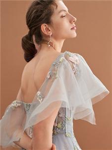 2019HON.B红贝缇礼服裙子