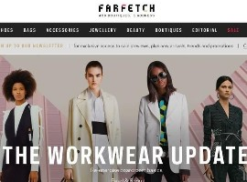 担忧Farfetch的管理方式 Vogue母公司清仓套现
