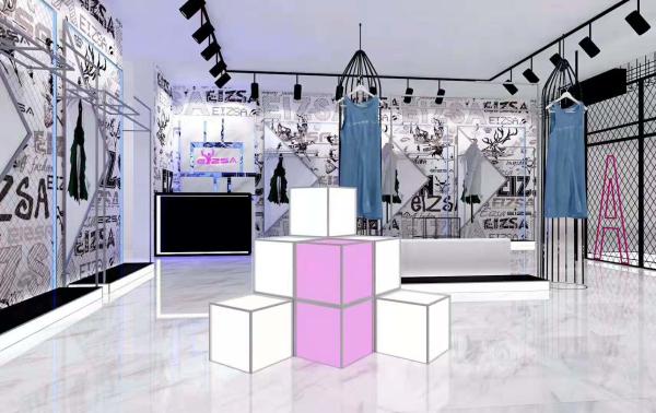 祝賀EIZSA艾卓拉原創設計師輕奢潮牌廣西玉林店即將亮相