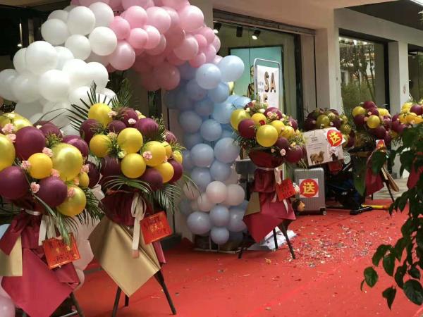 热烈祝贺ZHUTI主提云南宣威店开业圆满结束