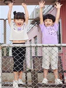 嗒嘀嗒童装夏季新款