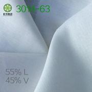 新申·亚麻流行趋势   亚麻白衬衫+半裙,今夏时髦的搭配!
