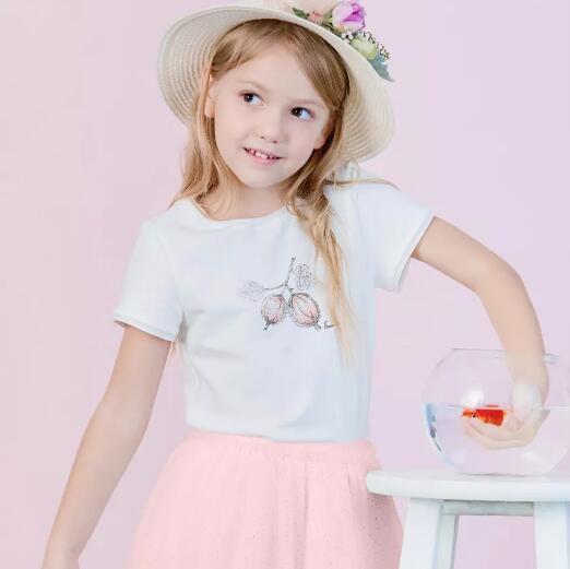 那些超高回头率的小公主, 夏天都在穿这款衣服!