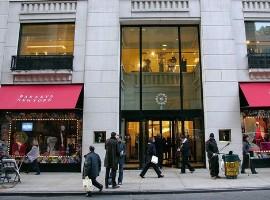 曼哈顿租金翻番 纽约名店Barneys New York申请破产