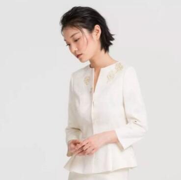 新中式色彩 | 秦艺服饰19秋季大片首发