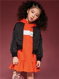 玛玛米雅秋季新款黑色外套