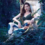 """這件""""森林""""系內衣,能讓你回歸自然,化身女神~"""