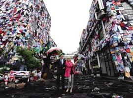 垃圾分类如火如荼,那旧衣服应该去往何方?