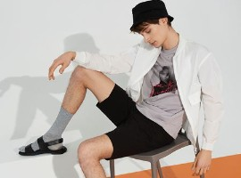 GSON男装 演绎青年流行时尚