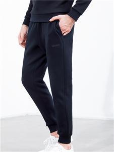 比森战狼新款纯色休闲男裤