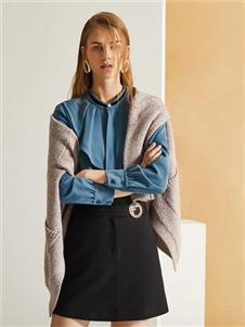 2019麗芮女裝時尚兩件套