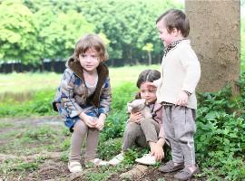 传承德国细腻 CF打造完美儿童世界