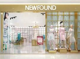 恭贺纽方NEWFOUND女装山西侯马店即将重装升级开业!