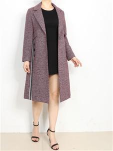 殿秀女装新款大衣